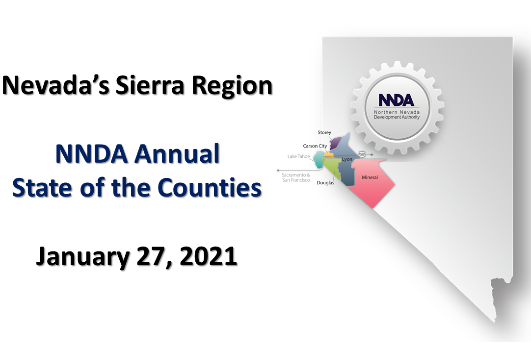 NNDA Annual State of the Counties 2021